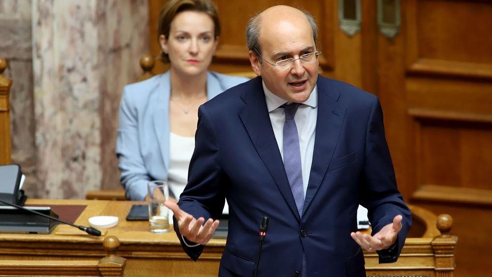Κ. Χατζηδάκης: Αυξάνεται στο 20% η επιδότηση για τα ηλεκτρικά αυτοκίνητα έως €30.000