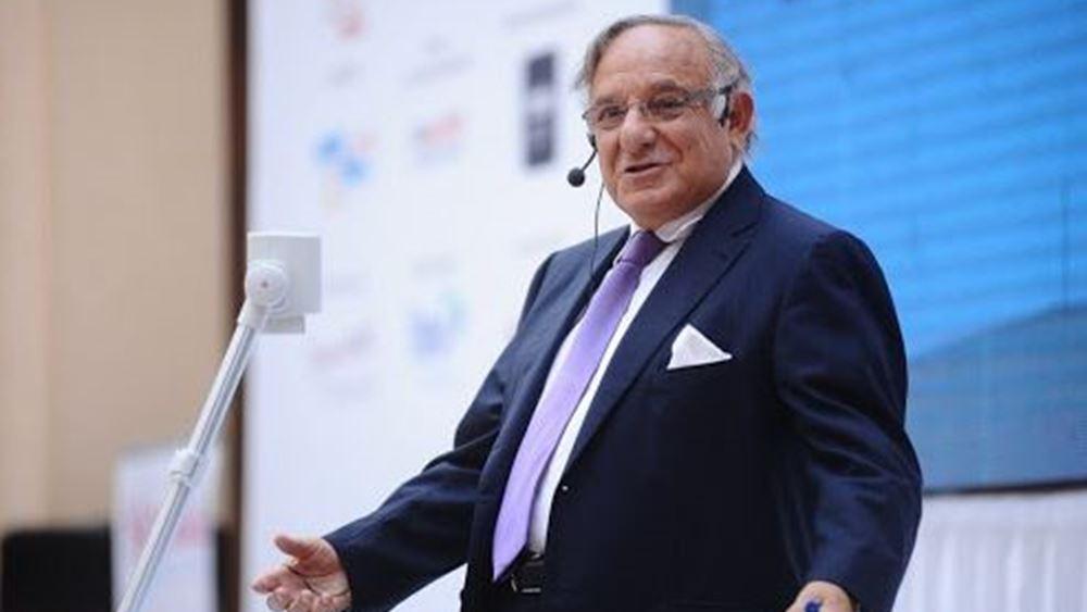 Διαδικτυακή εκδήλωση ΣΕΒ - Ελληνογερμανικού με ομιλητή τον Dr. Ichak Kalderon Adizes