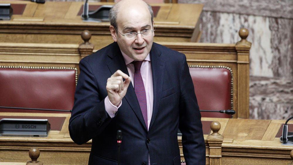 Κ. Χατζηδάκης: Η αγορά εργασίας θα γίνει πιο σύγχρονη με το νομοσχέδιο για την προστασία της εργασίας