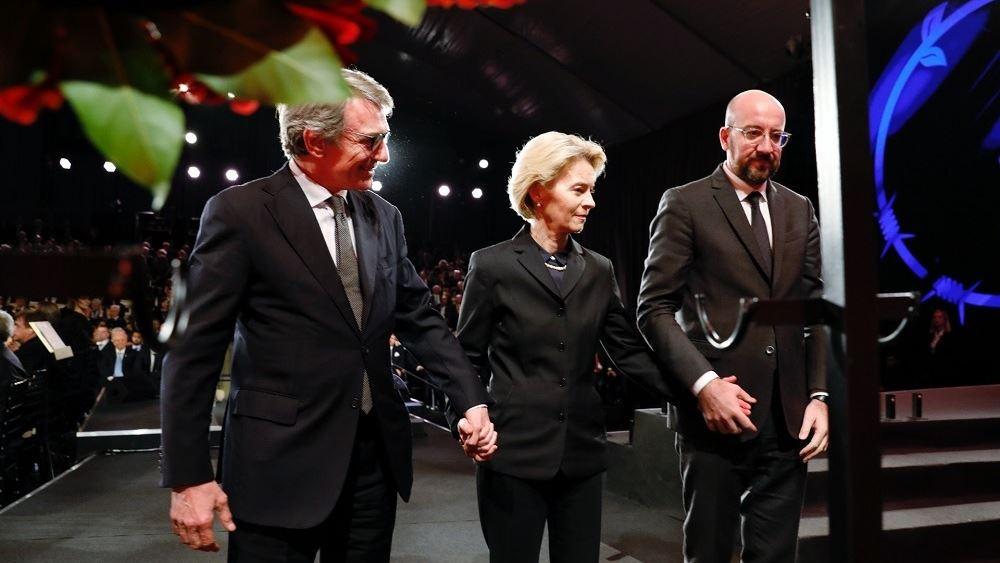Έκτακτη ολομέλεια του ΕΚ παρουσία Φον ντερ Λάιεν και Μισέλ για τα αποτελέσματα της συνόδου κορυφής
