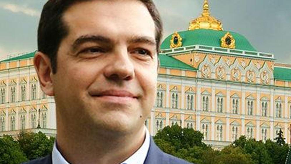 """Τσίπρας σε Μόσχα για """"ξεπάγωμα"""" σχέσεων- """"Σφήνα"""" Κοτζιά (και) για Ζάεφ"""