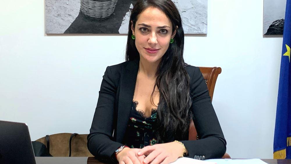 Ενεργή στήριξη της δράσης Race for Autism από την υφυπουργό Εργασίας, Δόμνα Μιχαηλίδου