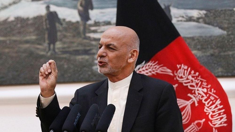 """Αφγανιστάν: Ο πρόεδρος Γάνι """"σέβεται"""" την απόφαση των ΗΠΑ να αποχωρήσουν οι δυνάμεις τους από τη χώρα του"""