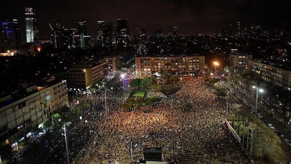 Ισραήλ: Χιλιάδες Ισραηλινοί διαδήλωσαν κατά της κυβέρνησης
