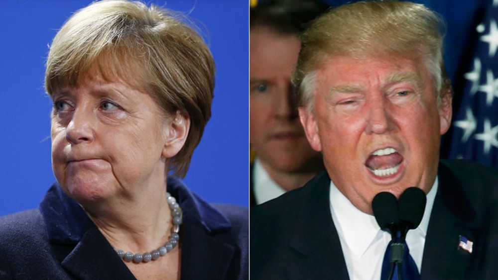 Σήμερα η συνάντηση Μέρκελ-Τραμπ στο περιθώριο της G20