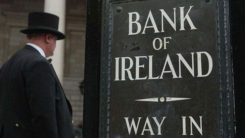 Bank of Ireland: Υποχώρησαν τα κέρδη στο 2018