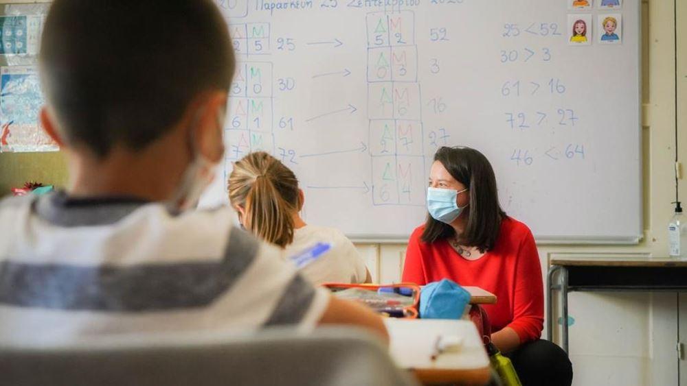 Κεραμέως: Δεν είναι απάντηση οι καταλήψεις - Ο διάλογος γίνεται με ανοιχτά σχολεία