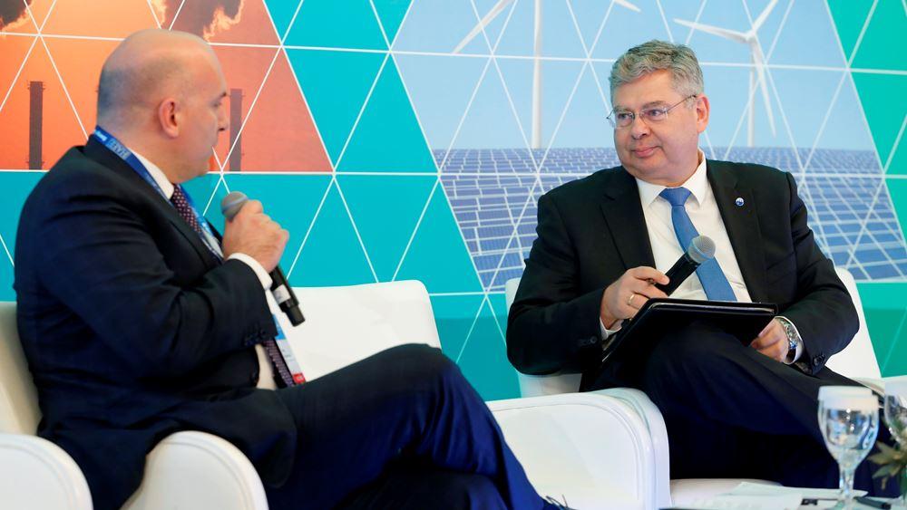Το ενδιαφέρον των ΕΛΠΕ για την αγορά φυσικού αερίου της Ελλάδας επανέλαβε ο Α. Σιάμισιης