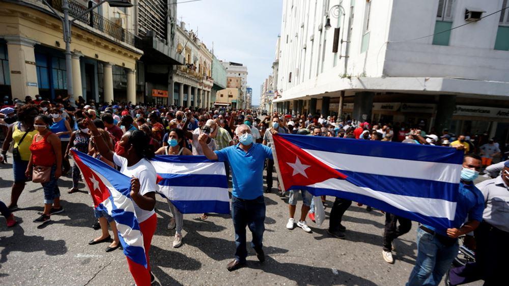 Η νέα γενιά Κουβανών που δεν θα ζήσει στη σιωπή