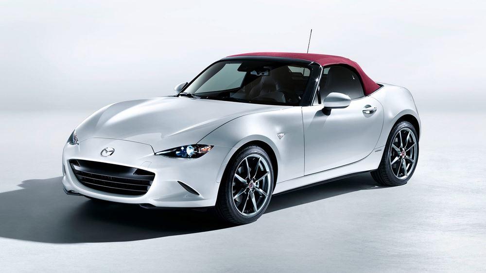 Το θρυλικό Mazda MX-5 ανανεώνεται