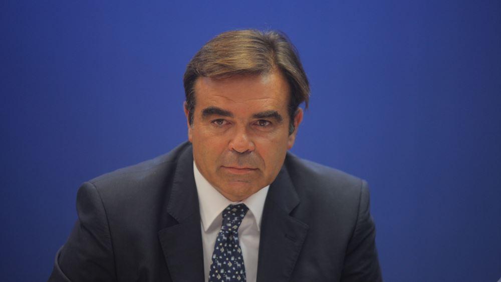 Μ.Σχοινάς: Η ΕΕ επιβεβαιώνει την πλήρη αλληλεγγύη της προς την Ελλάδα και την Κύπρο