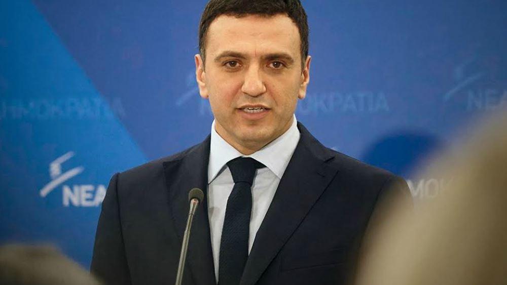 Β. Κικίλιας: Πιεζόμαστε στη Β. Ελλάδα και ιδιαίτερα σε Χαλκιδική και Θεσσαλονίκη