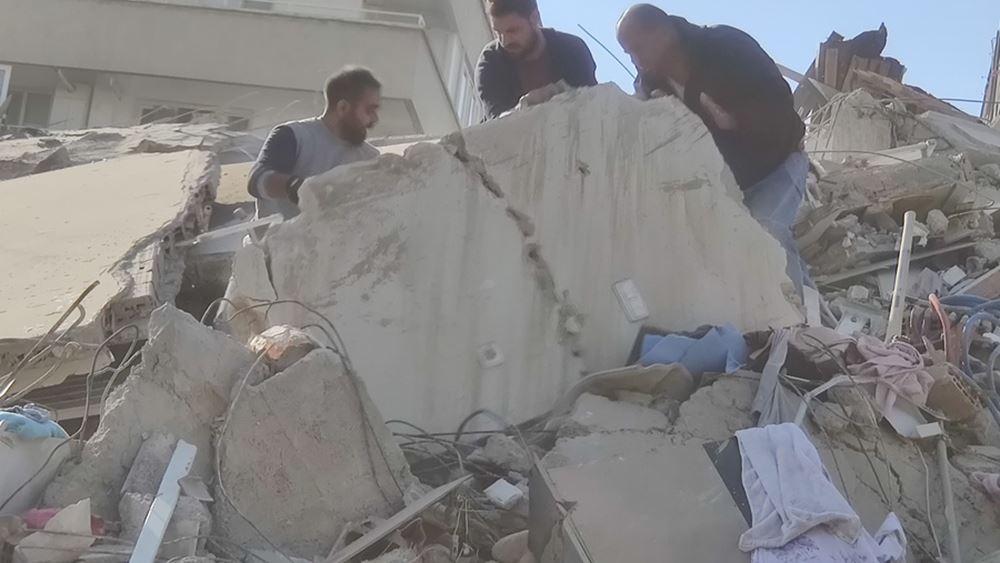Τουρκία: Δύο παιδιά ανασύρθηκαν από τα ερείπια ζωντανά τρεις ημέρες μετά τον ισχυρό σεισμό