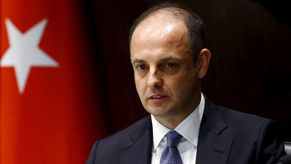 Τουρκία: Απομακρύνθηκε ο διοικητής της κεντρικής τράπεζας