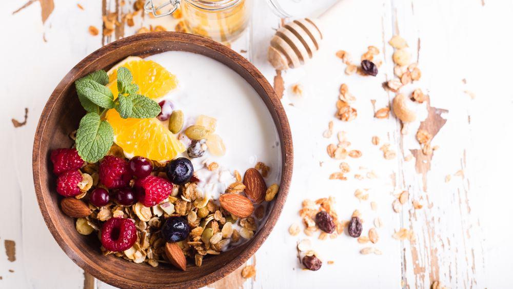 4 λόγοι για να τρώμε κάθε μέρα γιαούρτι!