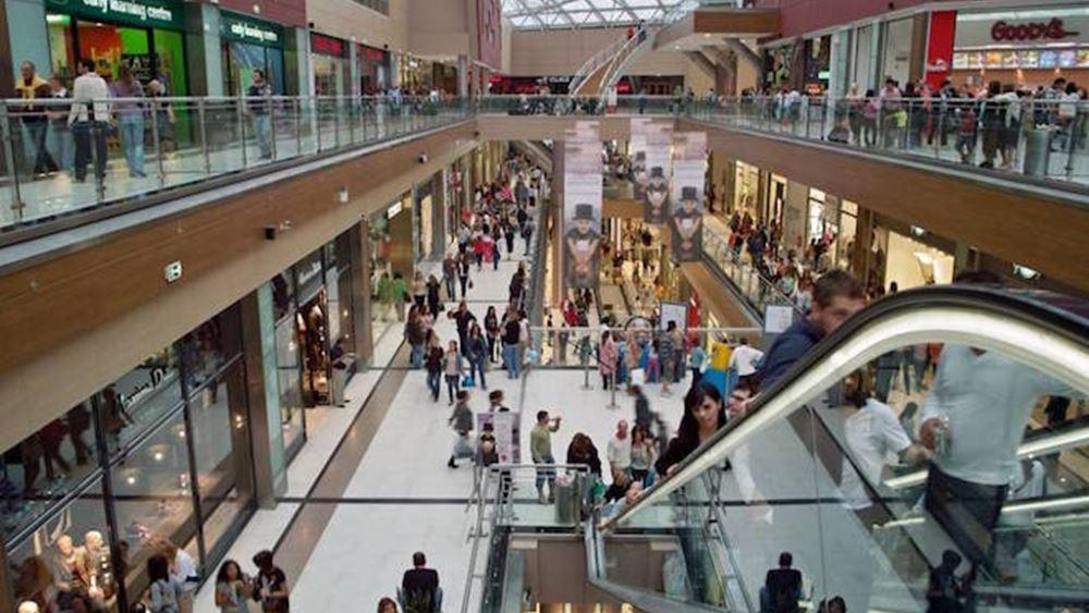 Και τα malls στη μάχη του click away