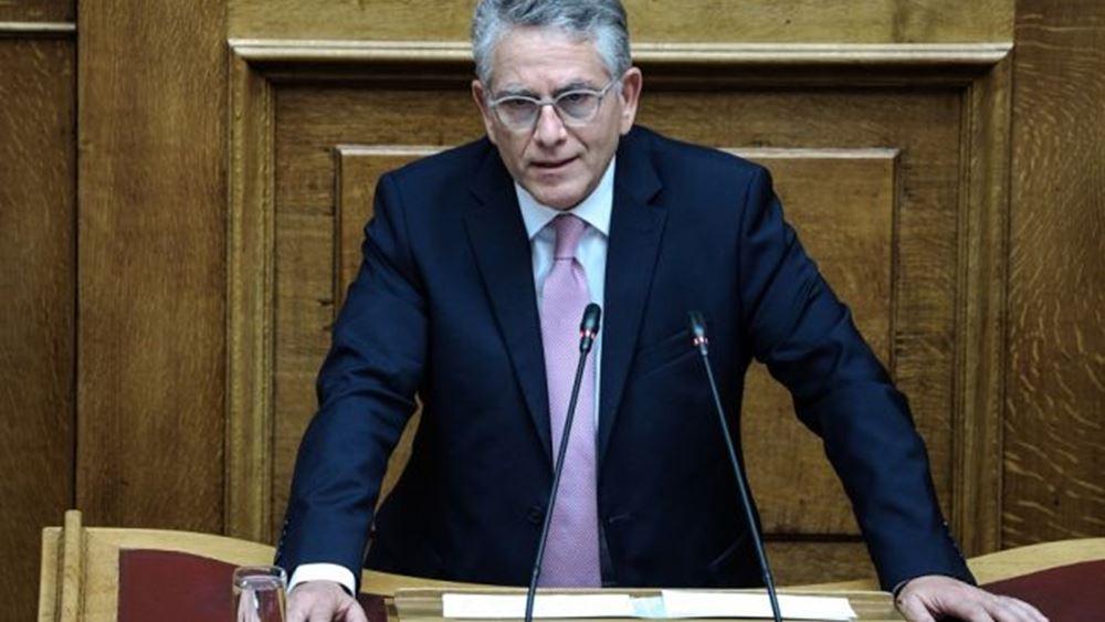 Γ. Θωμάς: Κατεπείγουσα προτεραιότητα η αντιμετώπιση της δεινής οικονομικής κατάστασης της ΔΕΗ