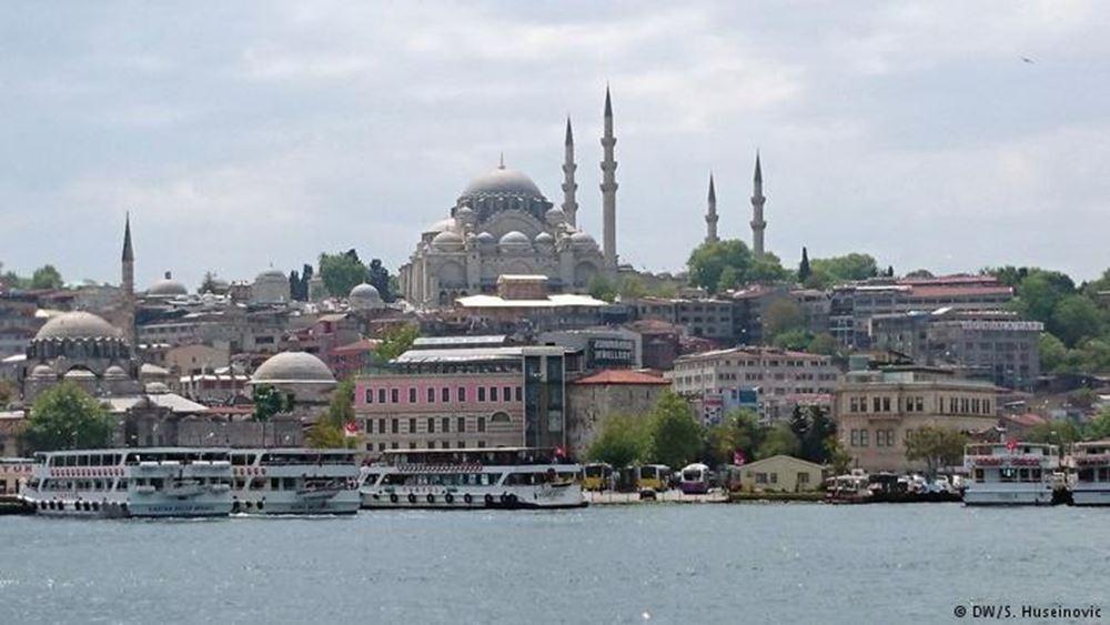 Κωνσταντινούπολη: Τρεις στρατιώτες νεκροί από συντριβή στρατιωτικού ελικοπτέρου