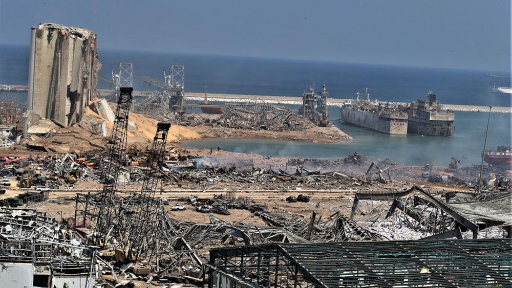 Αδράνεια και αμέλεια Χρόνια αδράνειας και αμέλειας οδήγησαν στις φονικές εκρήξεις στη Βηρυτό