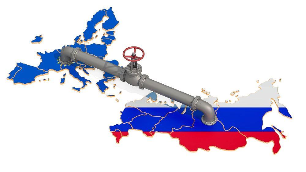 Ρωσια Ευρωπη φυσικο αεριο