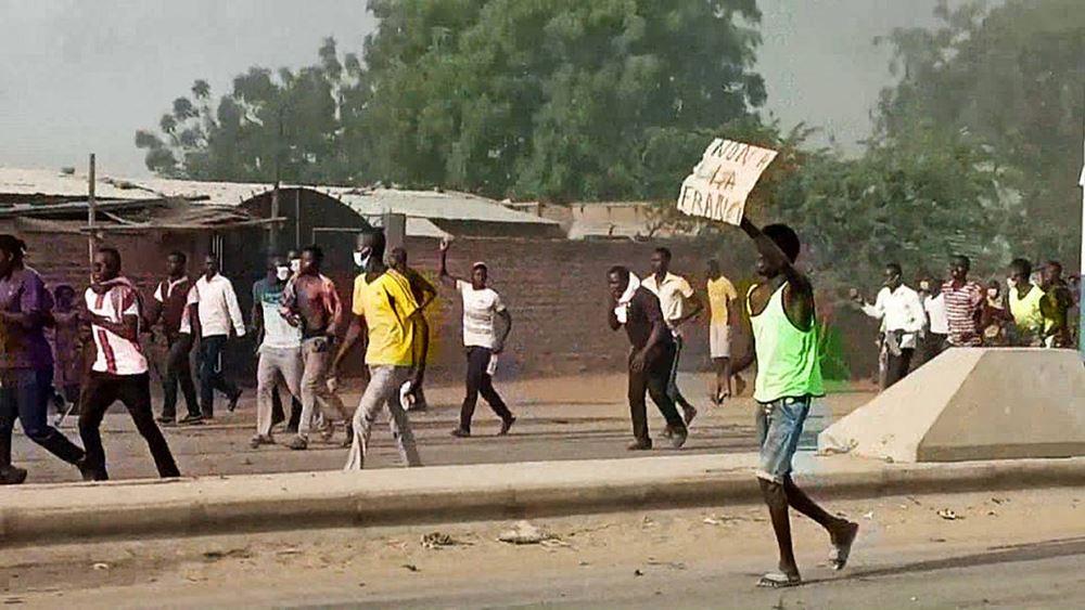 Πάνω από 650 συλλήψεις σε διαδηλώσεις κατά της στρατιωτικής χούντας στο Τσαντ