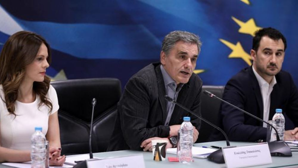 Τσακαλώτος, Αχτσιόγλου, Χαρίτσης: Η Κομισιόν επιβεβαιώνει ότι η ανάκαμψη δεν έρχεται με επικοινωνιακά τρικ