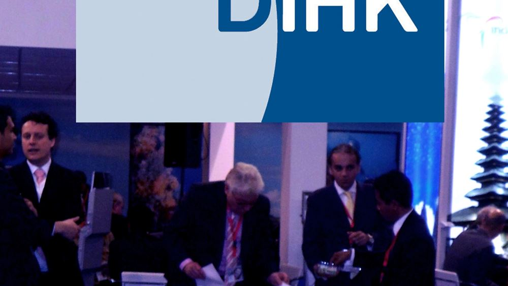 DIHK: Απίθανη θα πρέπει να θεωρείται μια ανάκαμψη V για τη γερμανική οικονομία