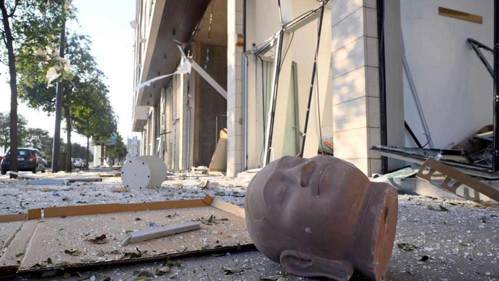 Βηρυτός: Ανάμεσα στους τραυματίες δύο Έλληνες