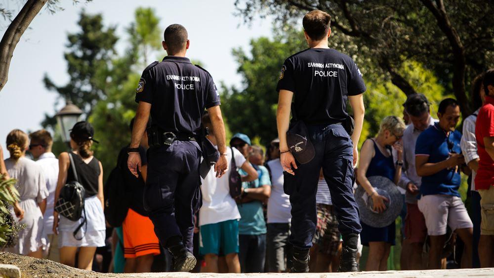 Πέντε ημέρες πριν, οι δράστες του Φιλοπάππου είχαν επιχειρήσει να ληστέψουν τουρίστριες