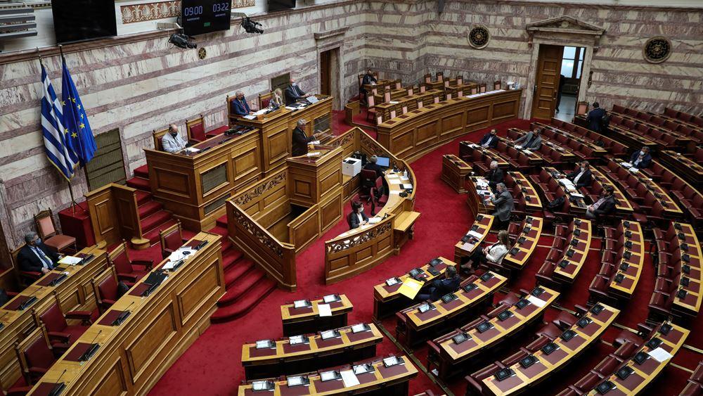 Υπερψηφίστηκε από ΝΔ, ΣΥΡΙΖΑ, ΚΙΝΑΛ το ψηφιακό πιστοποιητικό Covid-19