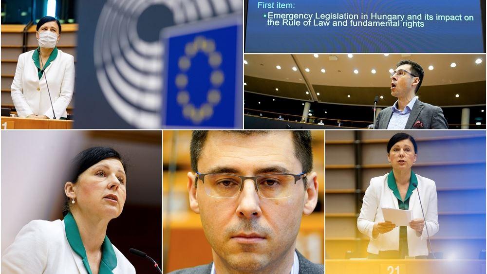 Το Ευρωκοινοβούλιο ζητά κυρώσεις σε βάρος της Ουγγαρίας για τα μέτρα έκτακτης ανάγκης