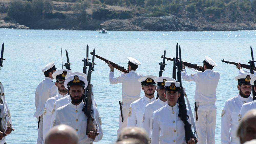 Λέρος: Σε 10 πρόσωπα η έρευνα για την απώλεια στρατιωτικού υλικού - Τα αναπάντητα ερωτήματα