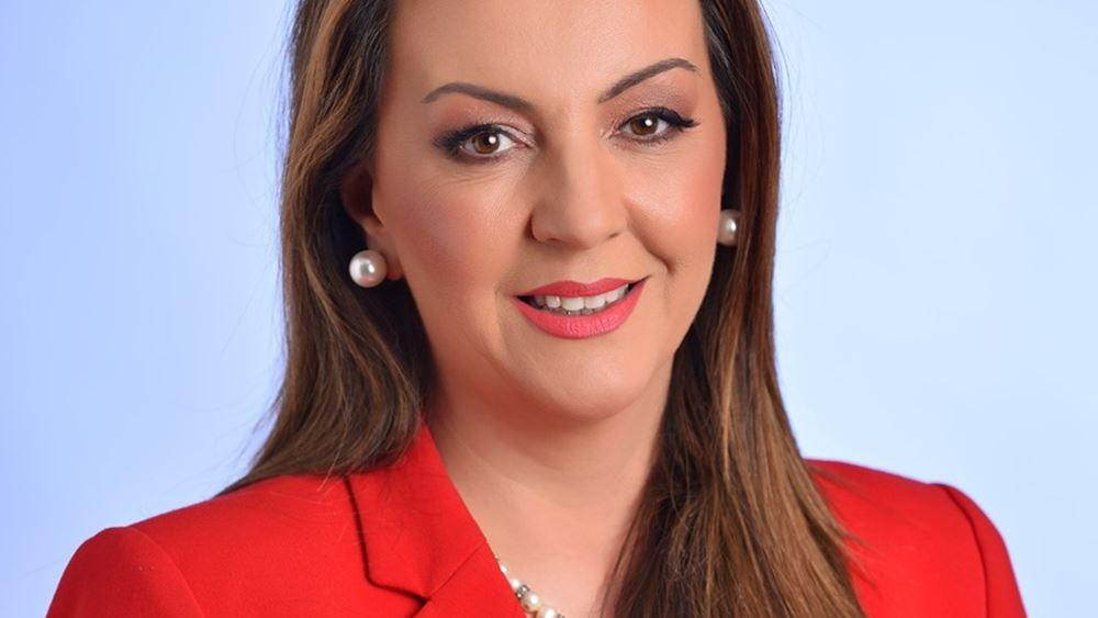 Η Μαρία Αντωνίου επικεφαλής του Γραφείου του Πρωθυπουργού στη Θεσσαλονίκη