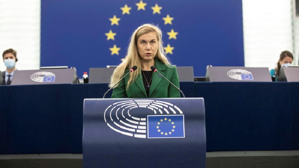 Kadri Simson Επίτροπος Ενέργειας ΕΕ