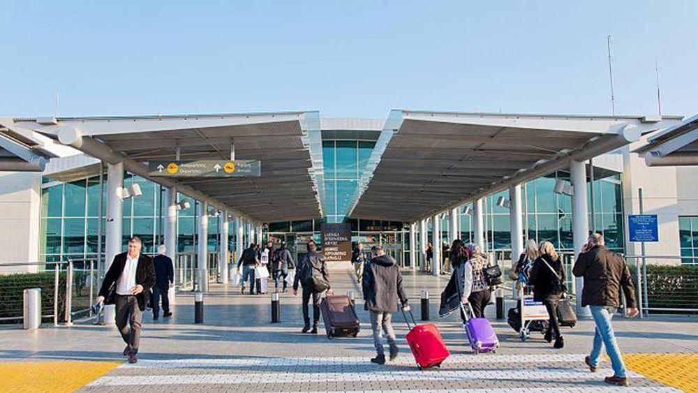 Eπαναλειτουργούν αύριο τα αεροδρόμια της Κύπρου