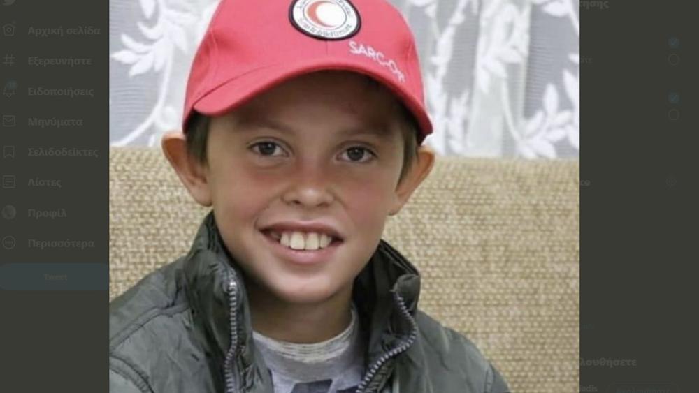 Ένας 11χρονος Αλβανός, γιος τζιχαντίστριας, φεύγει από τη Συρία για την Ιταλία