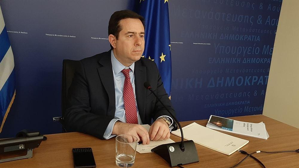 N. Μηταράκης: Προτεραιότητά μας η πάταξη των λαθροδιακινητών σε εθνικό, ευρωπαϊκό και παγκόσμιο επίπεδο