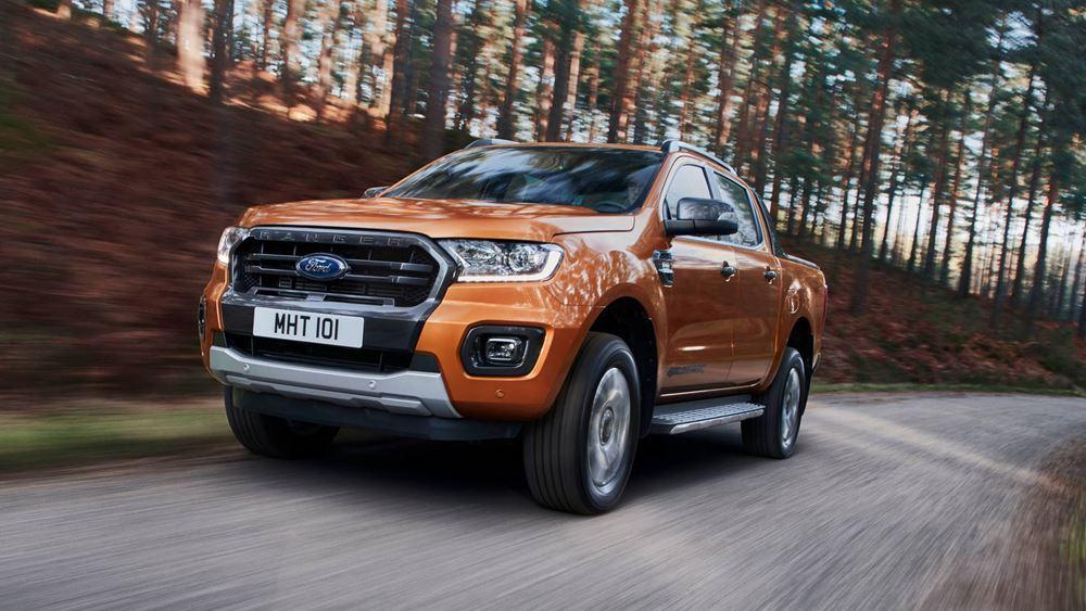 H Ford είναι η Νο 1 σε πωλήσεις στην Ελλάδα στα LCV