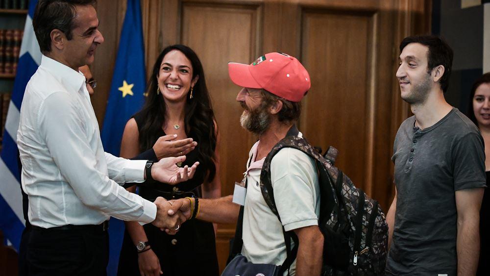 Κ. Μητσοτάκης: Προσωπικό μου στοίχημα η καταπολέμηση της φτώχειας και η κοινωνική ένταξη
