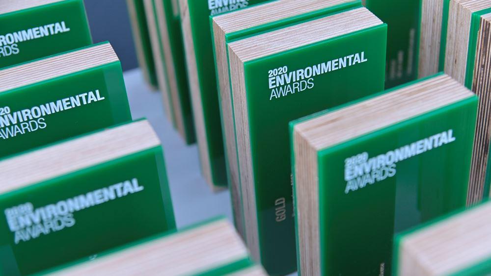 Sunlight: Διπλή διάκριση στα Environmental Awards 2020