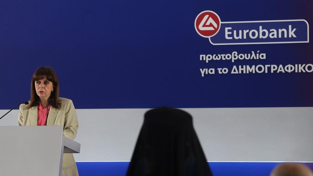 Σακελλαροπούλου: Να καλυφθεί το δημογραφικό κενό, ιδιαίτερα στις ακριτικές περιοχές