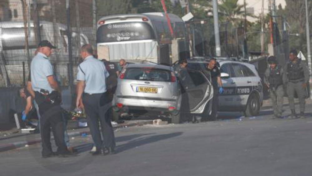 Ισραήλ: Τέσσερις αστυνομικοί τραυματίστηκαν σε επίθεση με όχημα που τους παρέσυρε στην Ανατολική Ιερουσαλήμ