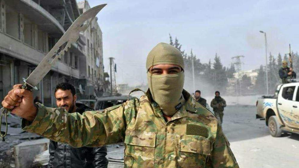 Λιβυκός Εθνικός Στρατός: Ιδού οι Σύριοι μισθοφόροι της Τουρκίας