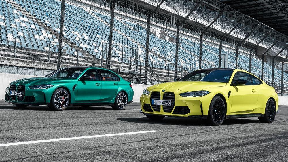 Οι νέες BMW M3 Sedan και M4 Coupe