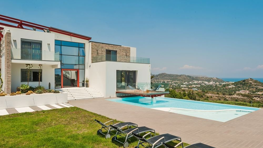 Exclusive villa in Kalithies, Rhodes