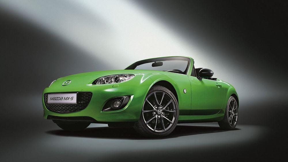 Η μόδα στα χρώματα των αυτοκινήτων και η Mazda