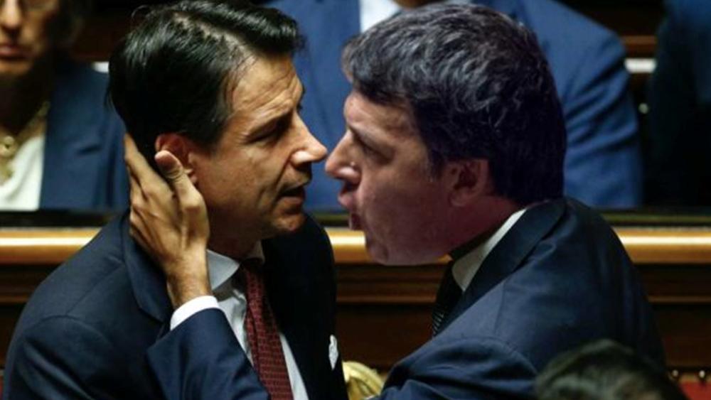 Προς κυβερνητική κρίση η Ιταλία; - Το κεντρώο κόμμα του Ρέντσι απειλεί να αποσύρει την εμπιστοσύνη προς την κυβέρνηση