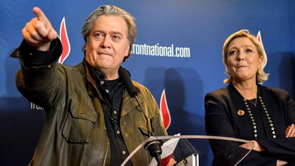 ΗΠΑ: Ο Στιβ Μπάνον κέρδισε τη μάχη με το ιταλικό υπουργείο Πολιτισμού