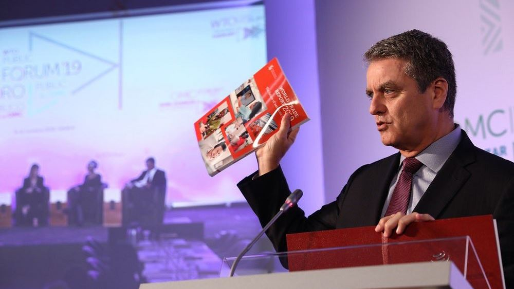 Bloomberg: Σενάρια παραίτησης για τον Azevedo, γενικό διευθυντή του ΠΟΕ
