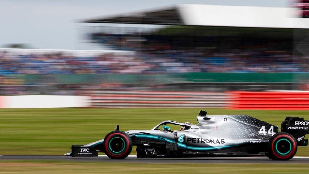F1: Μεγάλη νίκη του Hamilton (vid.)